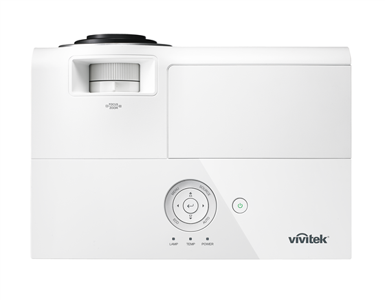 Vivitek DX831 DW832 Top